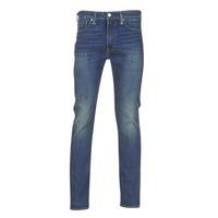 Oblečenie Muži Džínsy Skinny Levi's 510 SKINNY FIT Kráľovská modrá / Štvorcový vzor