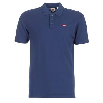 Oblečenie Muži Polokošele s krátkym rukávom Levi's HOUSEMARK Námornícka modrá