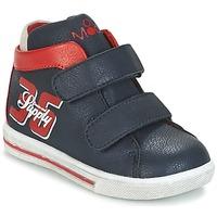 Topánky Chlapci Členkové tenisky Mod'8 STARIUS Námornícka modrá / červená