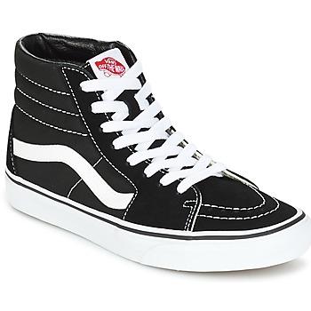 Topánky Členkové tenisky Vans SK8 HI Čierna / Biela