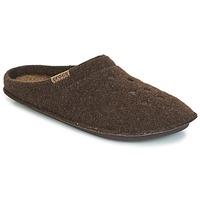 Topánky Papuče Crocs CLASSIC SLIPPER Hnedá