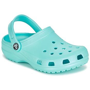 Topánky Deti Nazuvky Crocs CLASSIC CLOG KIDS Modrá
