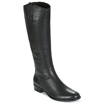 Topánky Ženy Čižmy do mesta Gabor PARLONI Čierna