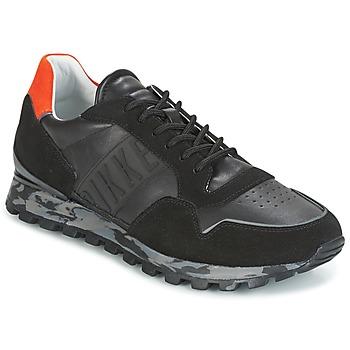 Topánky Muži Nízke tenisky Bikkembergs FEND-ER 946 Čierna / Oranžová