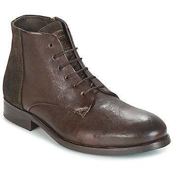 Topánky Muži Polokozačky Kost MODER Hnedá