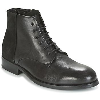 Topánky Muži Polokozačky Kost MODER Čierna