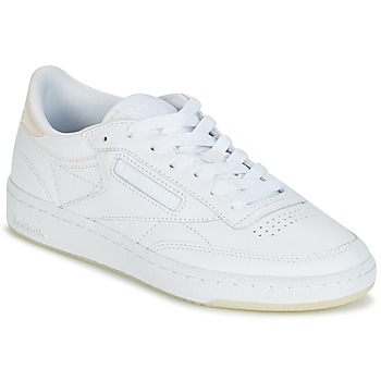 Topánky Ženy Nízke tenisky Reebok Classic CLUB C 85 L THR Biela