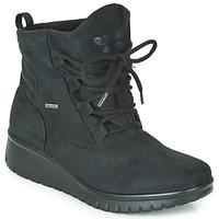Topánky Ženy Polokozačky Romika VARESE N08 Čierna