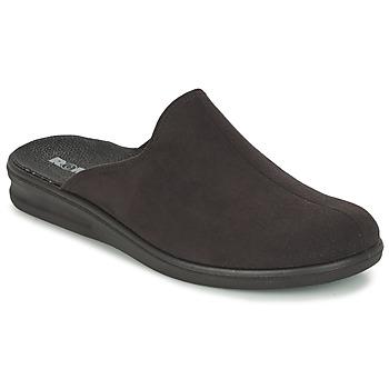 Topánky Muži Papuče Romika PRASIDENT 445 Čierna