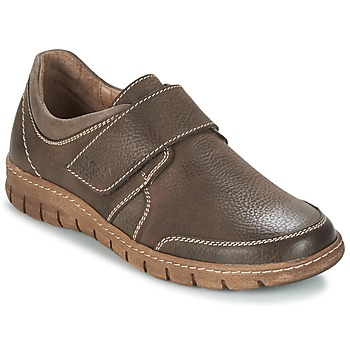 Topánky Ženy Derbie Josef Seibel STEFFI 33 Vulcano