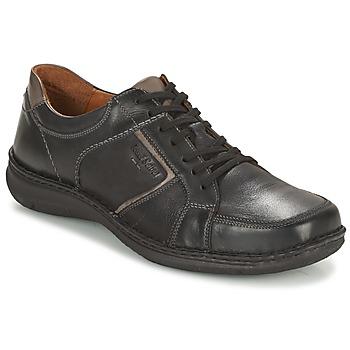 Topánky Muži Derbie Josef Seibel ANVERS 49 čierna