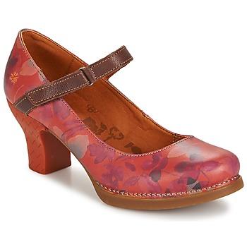 Topánky Ženy Lodičky Art HARLEM Červená