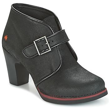 Topánky Ženy Nízke čižmy Art GRAN-VIA Čierna