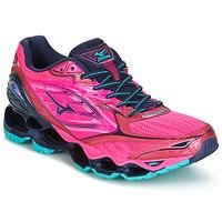 Topánky Ženy Bežecká a trailová obuv Mizuno WAVE PROPHECY 6 (W) Ružová