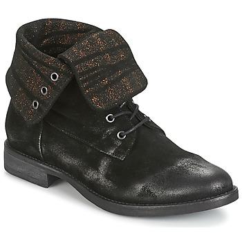 Topánky Ženy Polokozačky Now BIANCA II Čierna