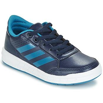 Topánky Chlapci Nízke tenisky adidas Performance ALTASPORT K Námornícka modrá