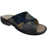 Topánky Ženy Šľapky Calzaturificio Loren LOM2657bl blu