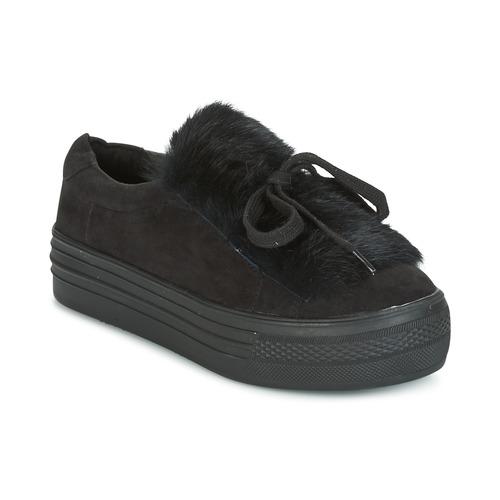 Topánky Ženy Nízke tenisky Coolway PLUTON Čierna