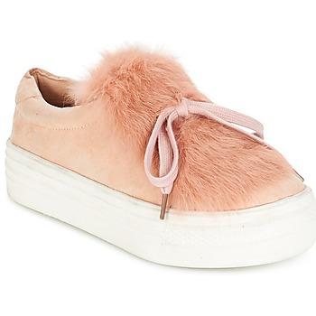 Topánky Ženy Nízke tenisky Coolway PLUTON Ružová