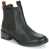 Topánky Ženy Čižmičky Barbour LATIMER Čierna
