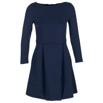 Oblečenie Ženy Krátke šaty Petit Bateau LAUREANNA Námornícka modrá