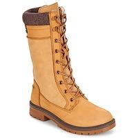 Topánky Ženy Čižmy do mesta KAMIK ROGUE 9 Hnedá