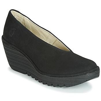 Topánky Ženy Lodičky Fly London CUPIDO Čierna