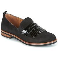 Topánky Ženy Mokasíny Caprice CILA čierna