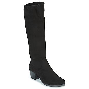 Topánky Ženy Čižmy do mesta Caprice BELLA čierna