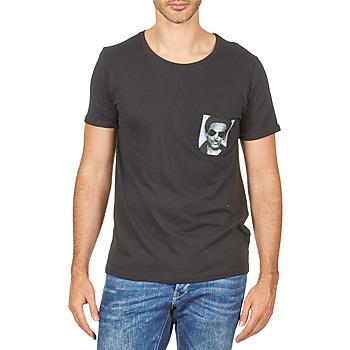 Oblečenie Muži Tričká s krátkym rukávom Eleven Paris LENNYPOCK Biela