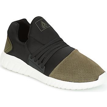 Topánky Muži Nízke tenisky Asfvlt AREA LOW Čierna / Kaki