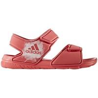 Topánky Deti Sandále adidas Originals Altaswim C Oranžová