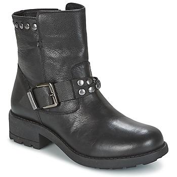Topánky Ženy Polokozačky Les Tropéziennes par M Belarbi LIAM čierna