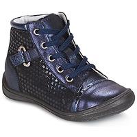 Topánky Dievčatá Členkové tenisky GBB ROMIE Námornícka modrá