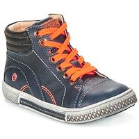 Topánky Chlapci Členkové tenisky GBB RALPH Modrá