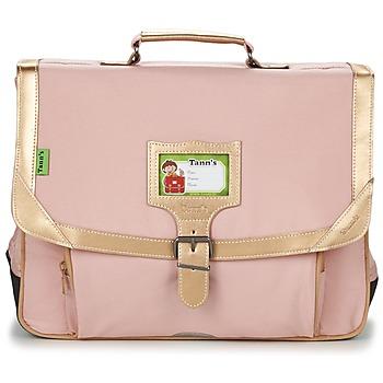 Tašky Dievčatá Školské tašky a aktovky Tann's GLITTER CARTABLE 38CM Ružová