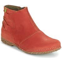 Topánky Ženy Polokozačky El Naturalista ANGKOR Oranžová