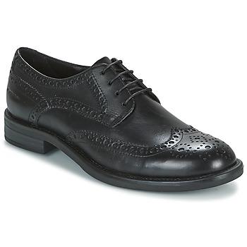 Topánky Ženy Derbie Vagabond AMINA čierna