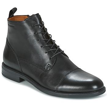 Topánky Muži Polokozačky Vagabond SALVATORE Čierna