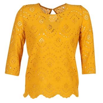 Oblečenie Ženy Blúzky Betty London GRIZ Žltá