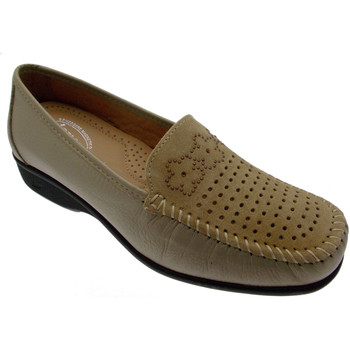 Topánky Ženy Mokasíny Calzaturificio Loren LOK3971du grigio