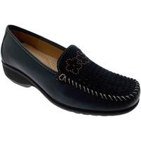 Topánky Ženy Mokasíny Calzaturificio Loren LOK3971bl blu