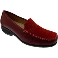 Topánky Ženy Mokasíny Calzaturificio Loren LOK3971ro rosso