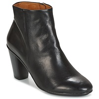 Topánky Ženy Čižmičky n.d.c. AURORA ZIP Čierna