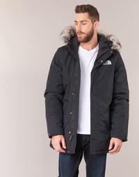 Oblečenie Muži Parky The North Face ZANECK Čierna