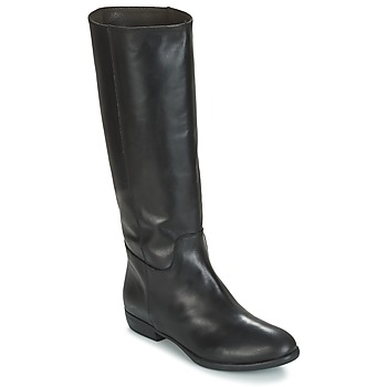 Topánky Ženy Čižmy do mesta Jonak CAVILA Čierna