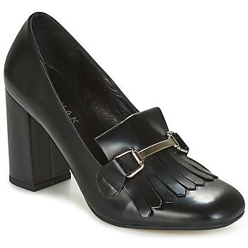 Topánky Ženy Mokasíny Jonak VALVO čierna