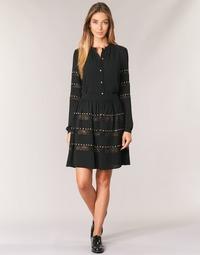 Oblečenie Ženy Sukňa MICHAEL Michael Kors HT/ LACE MIX Čierna