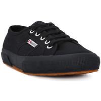 Topánky Ženy Nízke tenisky Superga COTU FULL BLACK CLASSIC Nero
