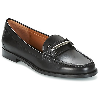 Topánky Ženy Mokasíny Ralph Lauren FLYNN Čierna